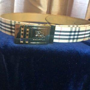 Burberry Ladies Belt